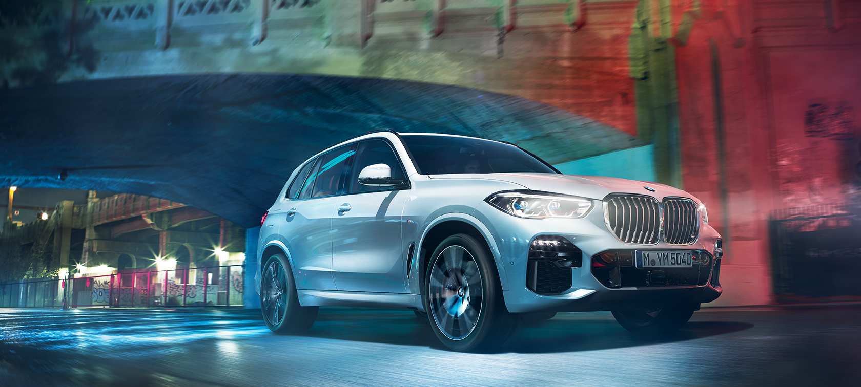 Nieuwe BMW X5