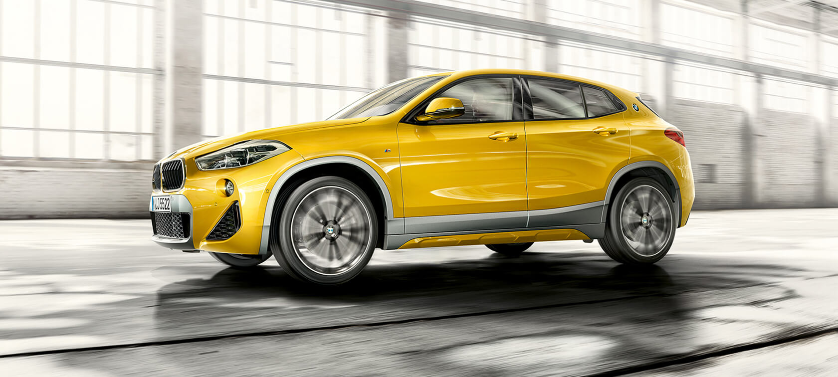 BMW X2 executive edition