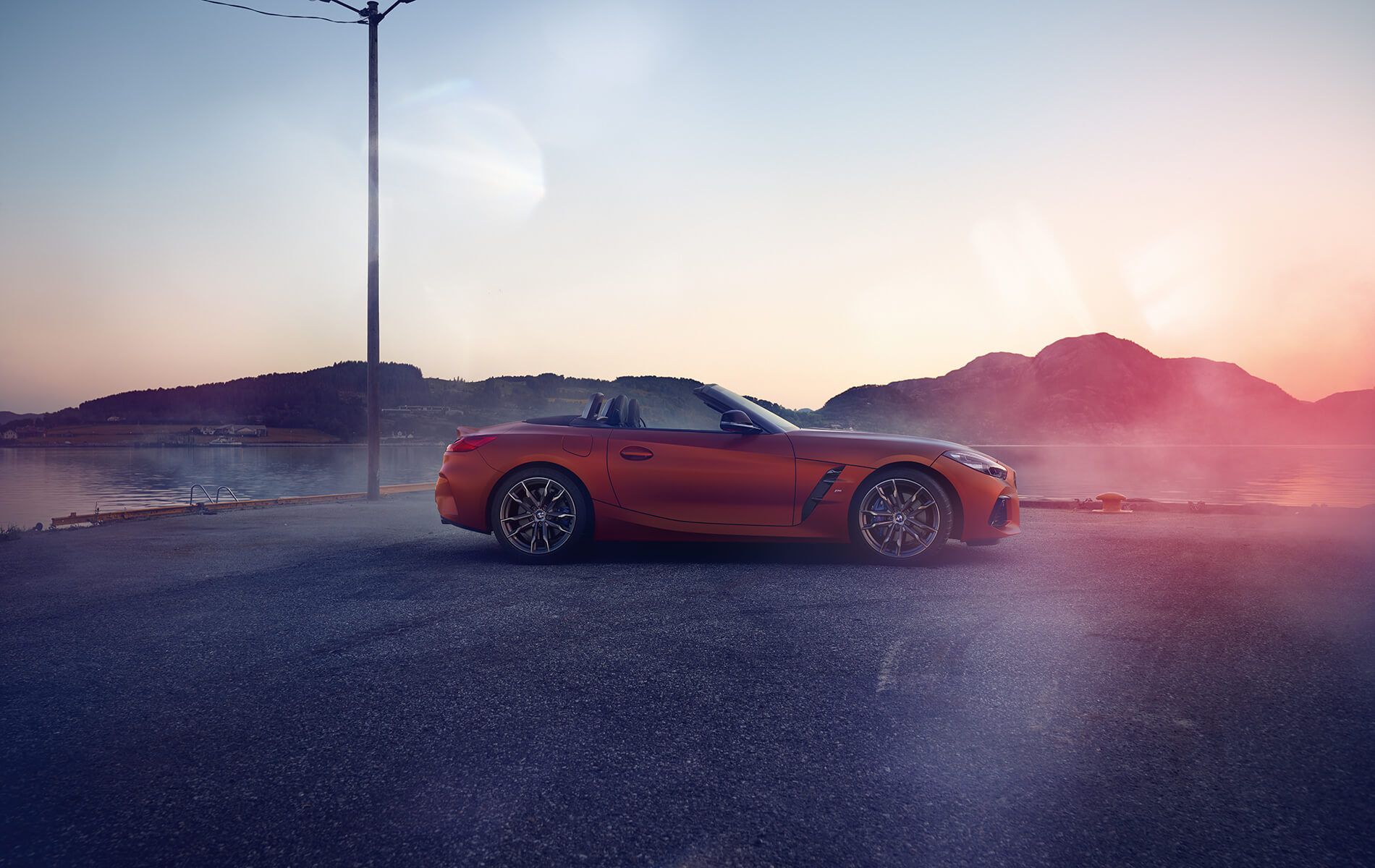 De nieuwe BMW Z4 First Edition